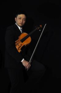 Cheong Cheng Peng Viola Recital