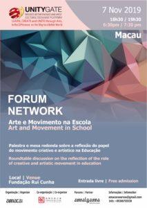 cartaz Forum