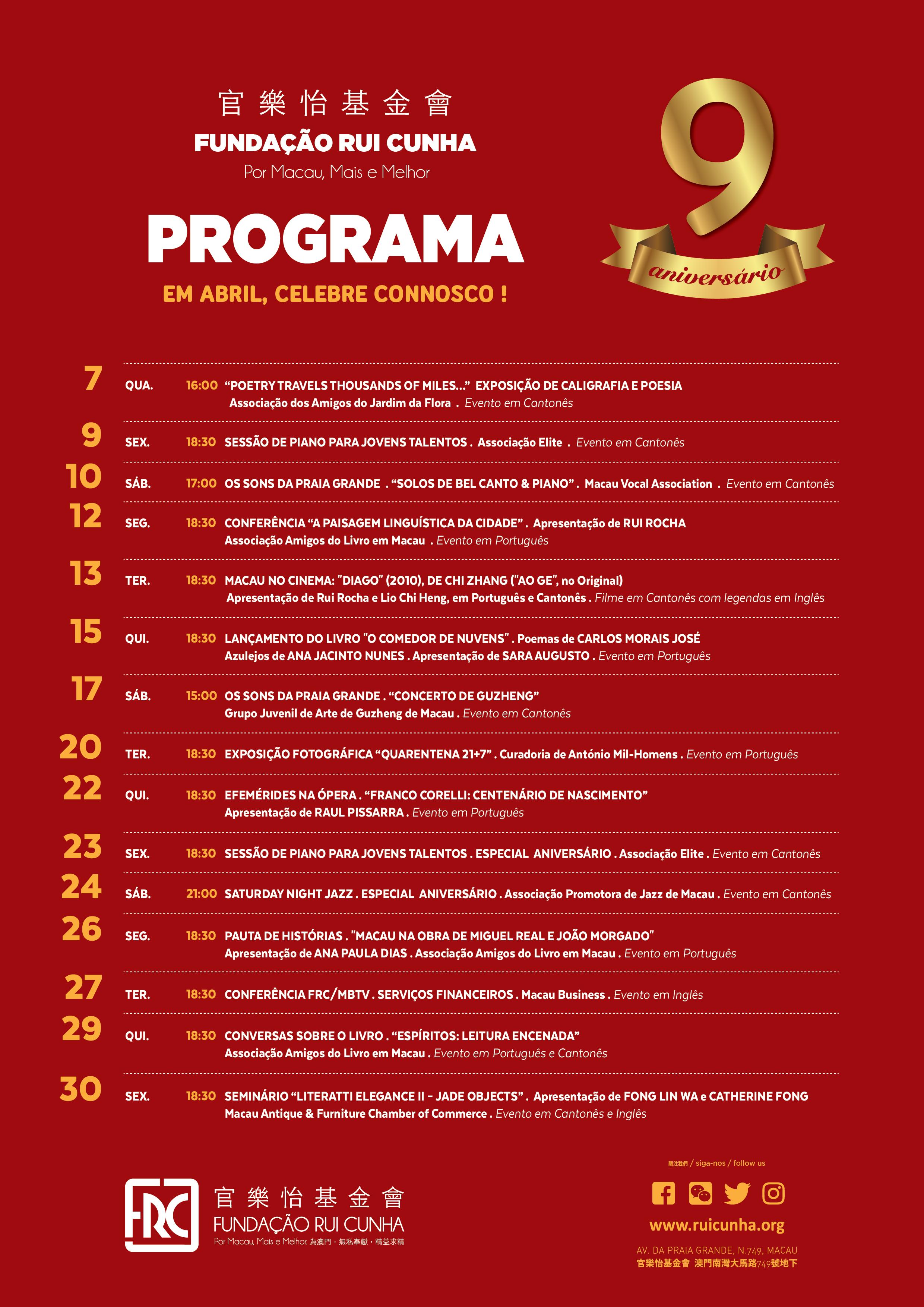 9 ANIVERSARIO programa_PT